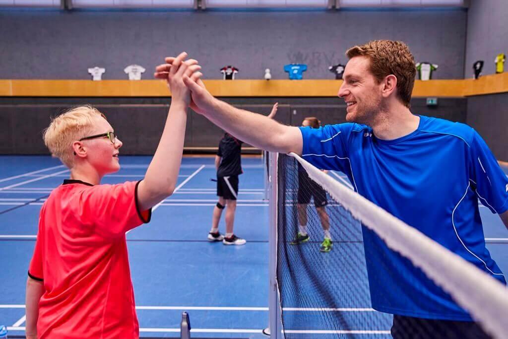 OSP_Internat_Badminton-Training2